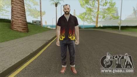 Trevor Phillips Skin From GTA V for GTA San Andreas