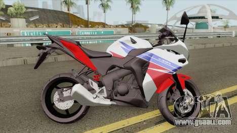 Honda CBR 125R HRC for GTA San Andreas