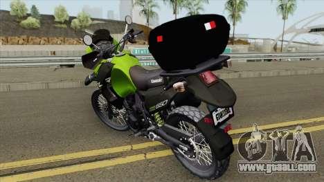 Kawasaki KLR 650 for GTA San Andreas