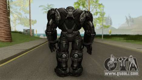 Hulkbuster Punisher (CrimeBuster) for GTA San Andreas