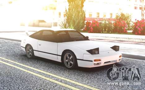 Nissan 240SX Tunable LQ for GTA San Andreas