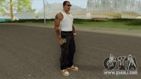 Boogaloo Frag Grenade for GTA San Andreas