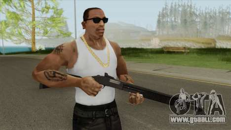 Boogaloo Mossberg 590 for GTA San Andreas