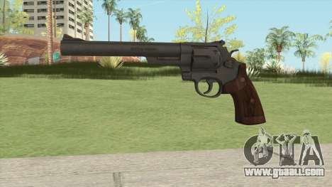 Smith And Wesson M29 Revolver (Default) for GTA San Andreas