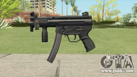 Boogaloo MP5K for GTA San Andreas