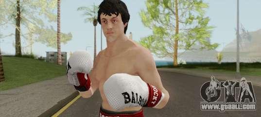 Rocky Balboa (Sylvester Stallone) For GTA San Andreas