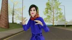 Iranian Girl Retextured for GTA San Andreas