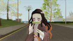 Kamado Nezuko for GTA San Andreas