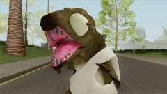 Goldie (Splatoon) for GTA San Andreas