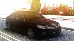 Mercedes-Benz C300 for GTA San Andreas