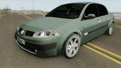 Renault Megane Sedan 2002 for GTA San Andreas