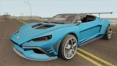 Pegassi Zorrusso GTA V IVF for GTA San Andreas