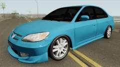 Honda Civic Sedan 2005 for GTA San Andreas