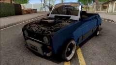 Renault 4 GTL Custom
