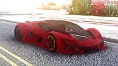 Lamborghini Terzo Millennio for GTA San Andreas