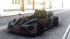 KTM X-Bow R Sport for GTA San Andreas