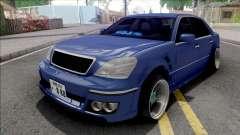 Lexus LS 430 Blue for GTA San Andreas