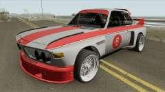 BMW 3.0 CSL 1975 (Gray) for GTA San Andreas