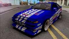Toyota Sprinter Trueno AE86 Goodyear Racing for GTA San Andreas