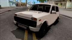 Lada Niva Urban Aze Low Style