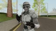 Snow Combat Armor (Fallout 3) for GTA San Andreas