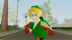 Adult Link (Legend Of Zelda Ocarina Of Time) V2 for GTA San Andreas