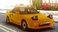 Toyota MR2 W10 for GTA San Andreas