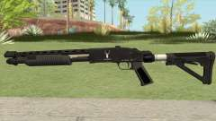 Shrewsbury Pump Shotgun GTA V V4 for GTA San Andreas