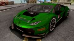Lamborghini Huracan GT3 2015 Paint Job Preset 1 for GTA San Andreas