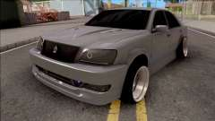 Toyota Crown Grey for GTA San Andreas