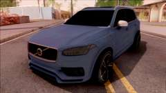 Volvo XC90 Blue for GTA San Andreas