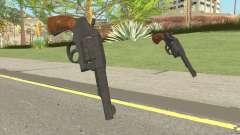 Insurgency SW Model 10 Revolver for GTA San Andreas