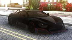 Zenvo TSRS 19 for GTA San Andreas