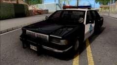 Chevrolet Caprice 1992 Police SFPD SA Style for GTA San Andreas