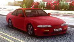 Nissan Silvia S14 Zenki 1994 for GTA San Andreas