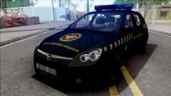 Opel Astra H Terror Elharitasi Kozpont for GTA San Andreas