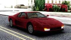 1987 Ferrari Testarossa US-Spec for GTA San Andreas