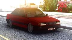 Audi 80 Red for GTA San Andreas