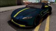 Aston Martin Vantage 59 GT4 2019 for GTA San Andreas