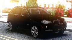 BMW X5 Black for GTA San Andreas