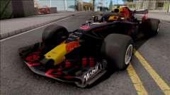 F1 Redbull 2018 for GTA San Andreas
