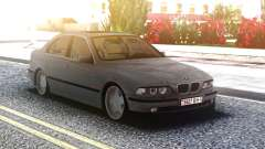 BMW 540i E39 4.4 V8 for GTA San Andreas