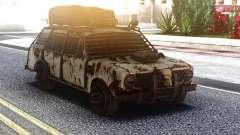 VAZ 2102 Postapokalipsis for GTA San Andreas
