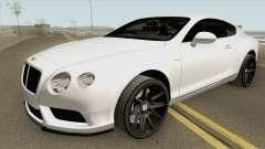 Bentley Continental HQ for GTA San Andreas