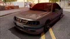 Peugeot Pars Grey for GTA San Andreas