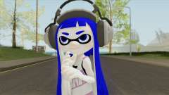 Agent With Headphones (Splatoon) for GTA San Andreas