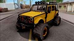 GTA V Canis Mesa for GTA San Andreas
