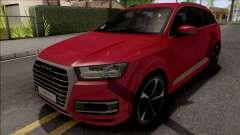 Audi Q7 Comfort Line for GTA San Andreas