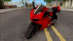 Ducati Panigale V4S 2019 for GTA San Andreas