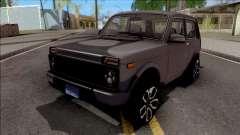 Lada Niva New Tuning